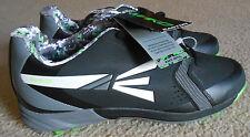 EASTON Black Mako Metal Baseball Metal Cleats M33607 Shoes size Mens 12 NEW