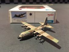 Herpa Wings 1:500 - Israel Defence Force - C-130H Hercules - Camouflage