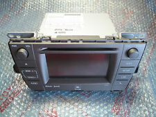 2011 2012 2013 2014 Toyota Prius CD RECEIVER Radio HD XM, NAVIGATION GPS OEM