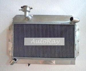 Full Aluminum Radiator for SIDE-FILL MG MGB GT / ROADSTER 1963-1968 64 65 66 67