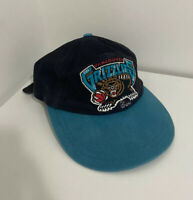 Vancouver Grizzlies Vintage 90's Hat First Pick Sports NBA