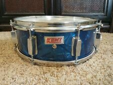 Kent Snare Drum Vintage 70s Mother of Pearl 14x5