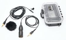 Rode Omni Directional Lavalier Microphone with Extras