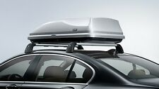Original BMW Dachbox 350Liter silber 82730391366