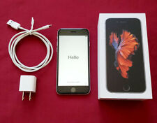 iPhone 6s Space Grey 128GB A1688 CDMA + GSM Global Unlocked 90% Batt. Health!!!
