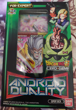 Dragon Ball Super CCG XD02 Android Duality Expert Deck