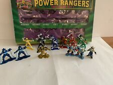 Vintage Power Rangers Collector set with original box