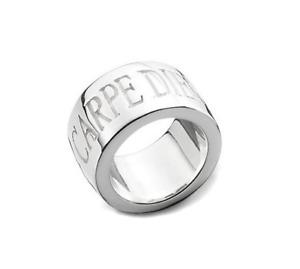 HERTL Ring 'CARPE DIEM' 20221 Sterlingsilber 925