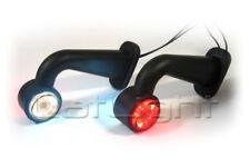 2x LED Umrissleuchten Trailer Positionsleuchte LKW Begrenzungsleuchte 12 24 Volt