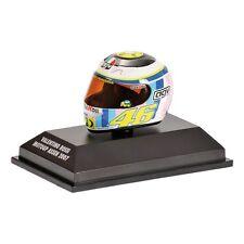 1:8 AGV Minichamps Valentino Rossi Helmet Casco Moto GP Assen 2007 VERY RARE NEW