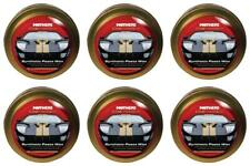 Mothers 05511 Car Wax California Gold Synthetic Paste 11 Ounce 6 PACK