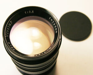 Tele Vivitar 135mm 1:3.5  Pre-set  M42 Pentax S/M Lens  Pristine /Exceptional