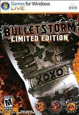 Bulletstorm (PC DVD, 2011) FRENCH ONLY  FRANCAIS SEULMENT