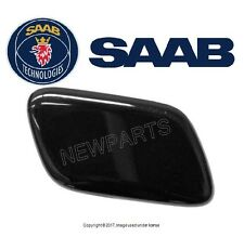 Saab 9-5 02-05 Passenger Right Headlight Washer Cover in Bumper Cover Genuine