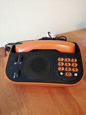 TELEPHONE VINTAGE  TELIC ORANGE