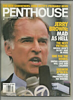 Penthouse July 1992 - Jerry Brown: Mad as Hell, The Next Vietnam, more
