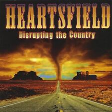 Heartsfield - Disrupting the Country [New CD]