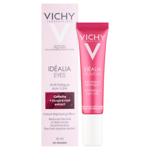 VICHY IDEALIA EYES ANTI-FATIGUE EYE CARE #15 ML #NEW