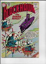 "BLACKHAWK 159 - VG- 3.5 - :THE HUMAN MINES"" (1961)"