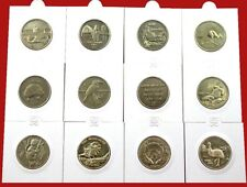 Sydney Monorail Full Set 12 Tokens  - 1988 TNT Darling Harbour