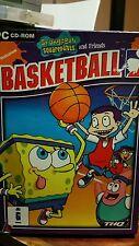 Spongebob Squarepants and Friends Basketball PC GAME - FAST POST