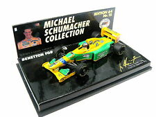 BENETTON FORD B193 SCHUMACHER ESTORIL 1993 MODELLAUTO MSC ED 64 No. 12 1/64 OVP