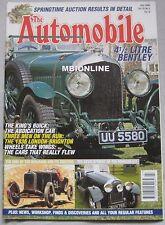 The Automobile magazine 07/2006 featuring Bentley, Buick, Morgan
