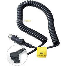 Flash Power Connector Cable FOR Nikon Speedlite PB820 PB960 SB910 SB900 SB800