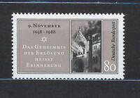 ALEMANIA/RFA WEST GERMANY 1988 MNH SC.1565 1st nazi Pogrom
