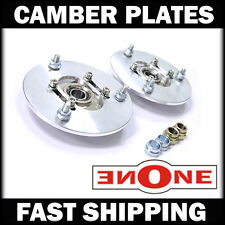 MK1 Camber Plates BMW E46 Pillow Adjustable 318 325i 325is M3 For Coilover Kits
