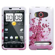 Spring Flowers Hard Case Cover for Sprint HTC EVO 4G