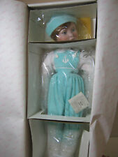 "New Marie Osmond Doll ""Twin Collection"" Nathan Mib 24"" Boy Doll"