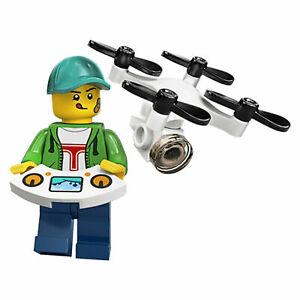 Lego Drone Boy (aka Drone Pilot) 71027 Series 20 Minifigure