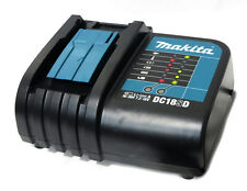 Makita Battery Charger 7.2-18V Cordless DC18SD Genuine