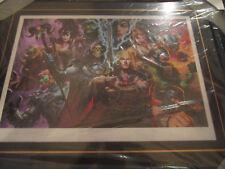 Sideshow HE-MAN Masters of the Universe MOTU FRAMED Premium Art Print #30