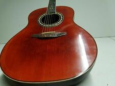 1976 OVATION 1157 - 7 ACOUSTIC / THE ANNIVERSARY MODEL - made in USA