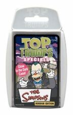 Top Trumps - The Simpsons Horror Edition
