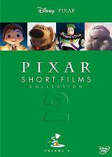 PIXAR SHORT FILMS COLLECTION - VOLUME 2 - DVD - REGION 2 UK