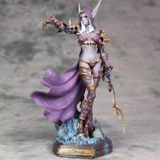 World of Warcraft WOW Queen of the dead Sylvanas Windrunner figure PVC Statue
