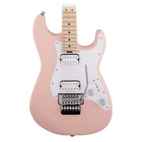 Charvel Pro Mod So-Cal Style 1 HH FR M Satin Shell Pink Electric Guitar