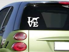 "Pointer love 6"" Sticker *F203* Decal bird hunting english pointer pheasant quail"