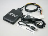 Yatour USB SD AUX Mp3 iPod/iPhone Car Music interface For Nissan Infiniti Radio