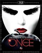 Once Upon A Time: Season 5 [Blu-ray], Good DVD, Robert Carlyle, Jennifer Morriso