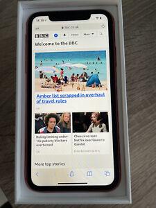Apple iPhone XR 64GB Mobile Smartphone Coral Unlocked PLEASE REVIEW DESCRIPTION