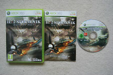 Il 2 Sturmovik Birds Of Prey  Xbox 360 Game -1st Class FREE UK POSTAGE
