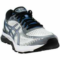 ASICS Gel-Nimbus 21  Casual Running  Shoes - White - Mens