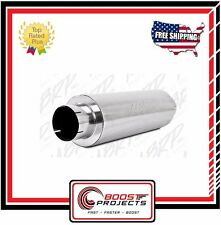 "MBRP Universal Quiet Tone Muffler 5"" T409 Up to 10% dB Reduction M2220S"