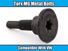 5x TORX M6 BOLT FOR VW GOLF MK 4 BORA PASSAT METAL SCREW 6N0807199 N90740701