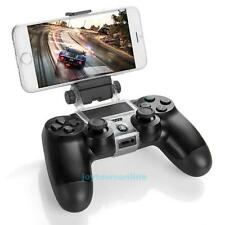 Universal Clip Cell Phone Clamp Game Mount Holder Stand For Sony PS4 Controller