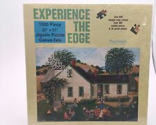 Experience the Edge Patchwork By Barbara Henba 1000 Piece Jigsaw Puzzle Sealed